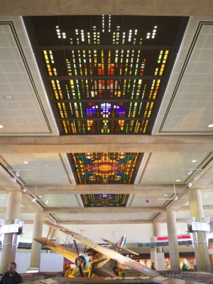 Sky Harbor Terminal 3 - Stained Glass