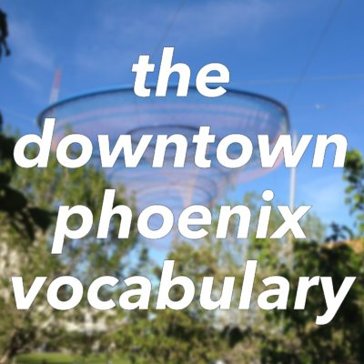 urban vocabulary