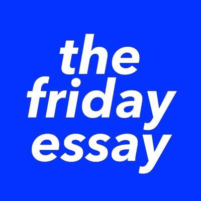 friday essay logo
