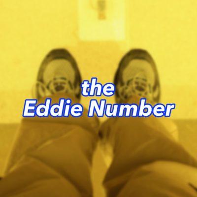 Eddie Number graphic