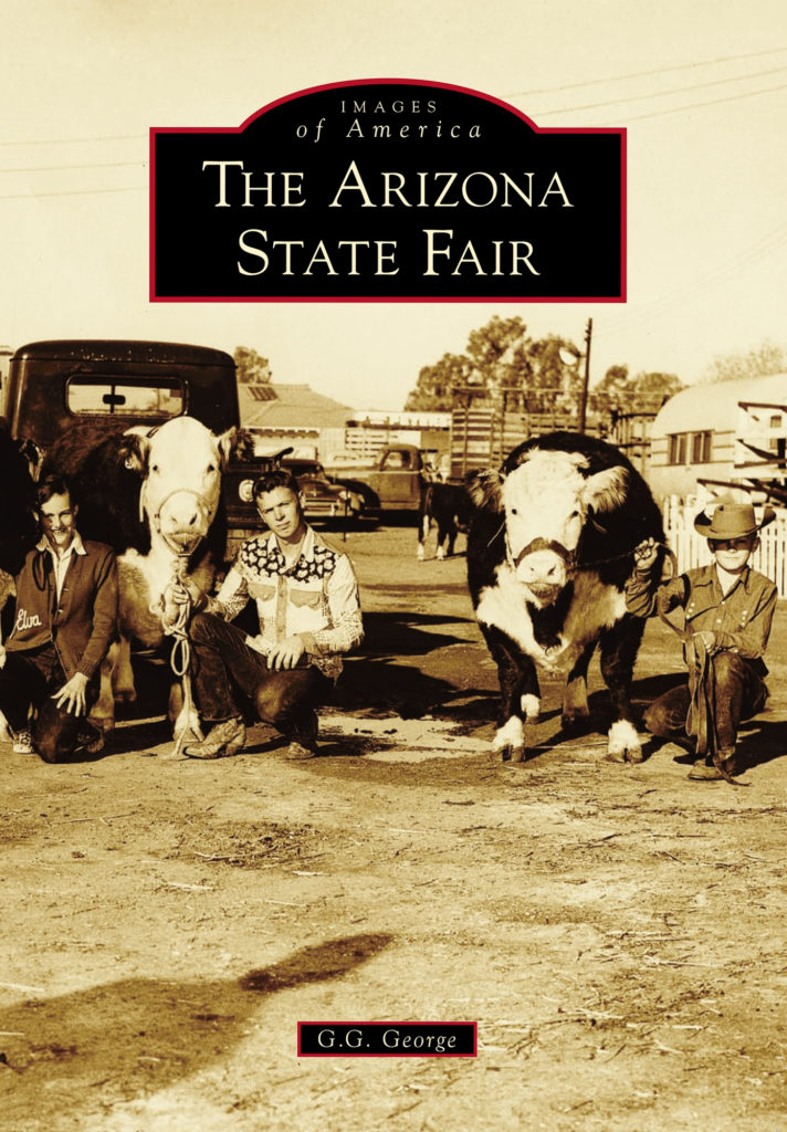 The Arizona State Fair book cover