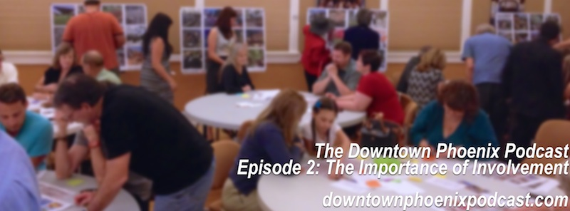 The Downtown Phoenix Podcast: Episode 2 cover image (release: 10 March 2014)