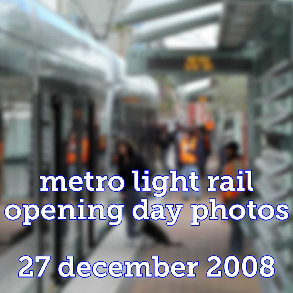 METRO at 10: Opening Day Retrospective